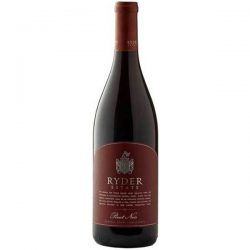 2017 RYDER ESTATE PINOT NOIR 750ML