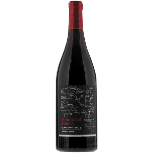 2018 Educated Guess Pinot Noir