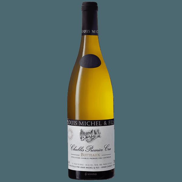 2019 Louis Michel & Fils Chablis Butteaux